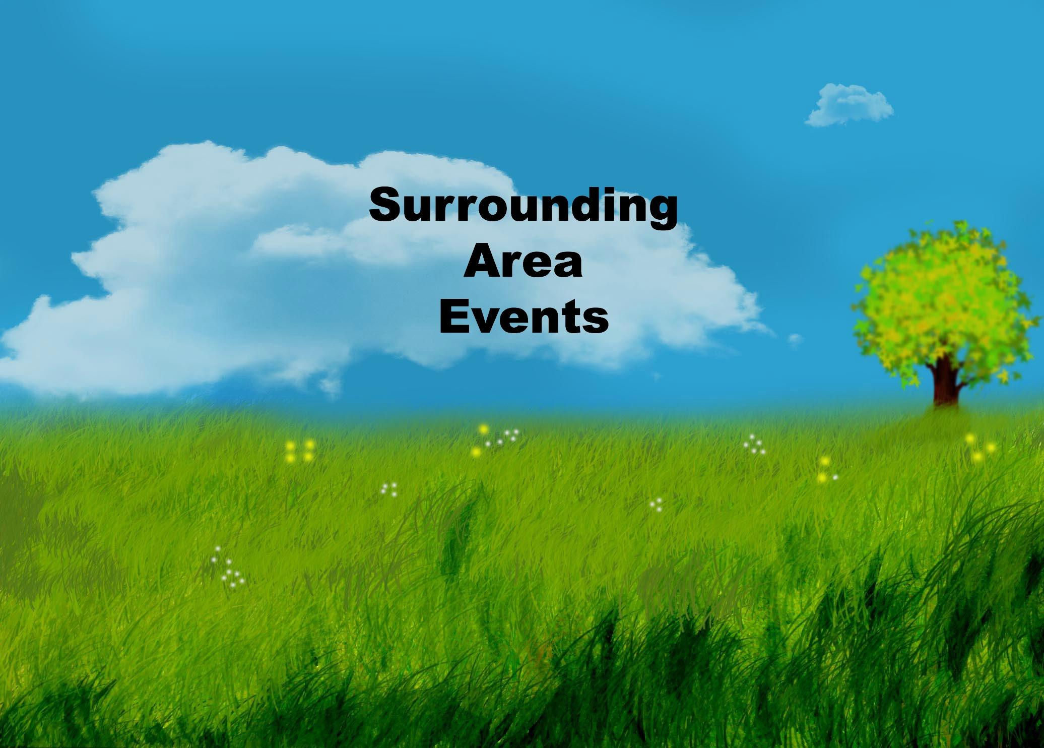 Surrounding Area Events Spring